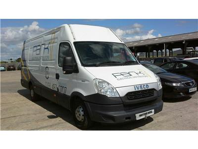 2013 IVECO DAILY 35S 11 Td SWB