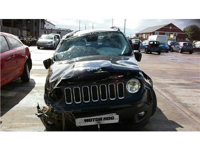 2015 JEEP RENEGADE Longitude TMair 2 140