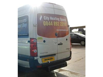 2011 VOLKSWAGEN CRAFTER CR35 LWB High Roof