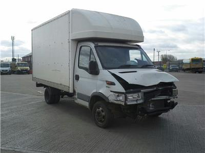 2004 IVECO DAILY 35C12 CHASSIS Td SWB