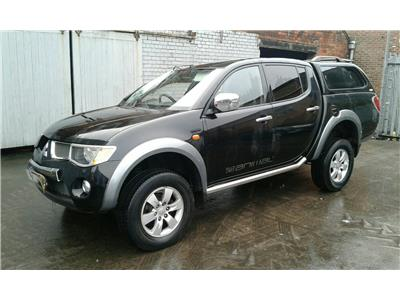 2006 MITSUBISHI L200 Animal Double Cab