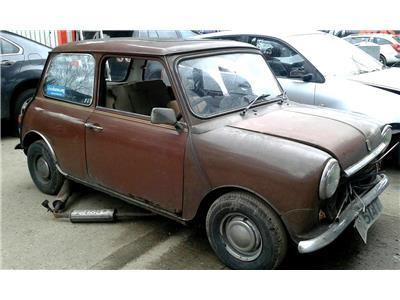 1979 AUSTIN MINI 1000