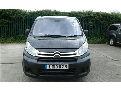 2013 CITROEN DISPATCH L1H1 125  6 Seats  HDi