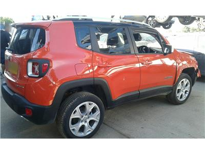 2015 JEEP RENEGADE Limited MJet 140 4WD