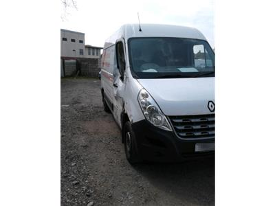 2011 RENAULT MASTER MM35 125 dCi