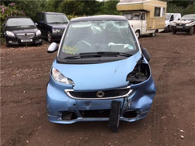 2013 SMART FORTWO mhd Passion