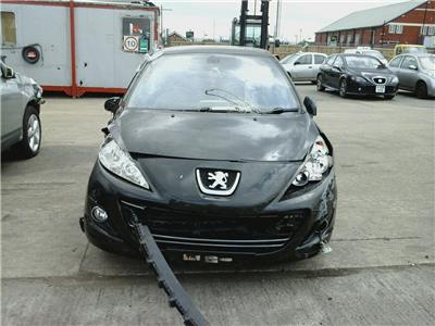 Peugeot 207 2009 On 3 Door Hatchback