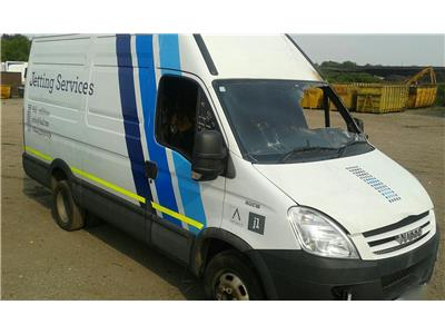 2009 IVECO DAILY 35C15 LWB