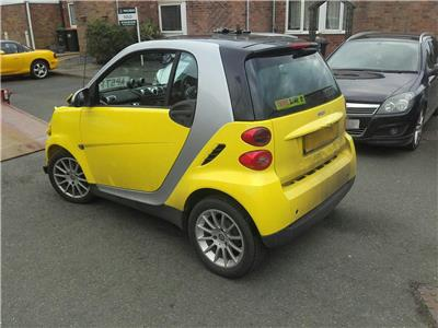 2007 SMART FORTWO Passion