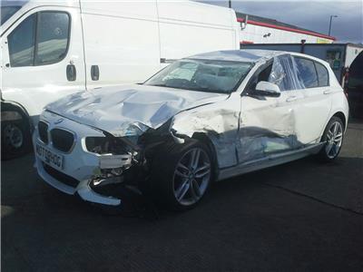 2015 BMW 1 SERIES 116d M Sport
