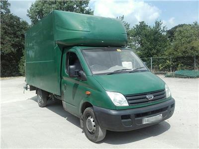 2009 LDV MAXUS C-CAB EF 120