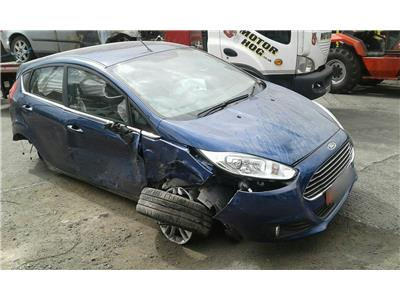 2015 FORD FIESTA Style