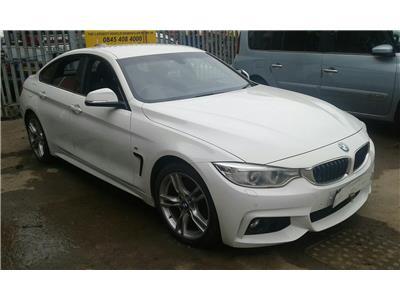 2017 BMW 4 SERIES 430d M Sport