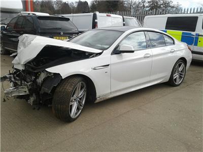 2015 BMW 6 SERIES 640d M Sport