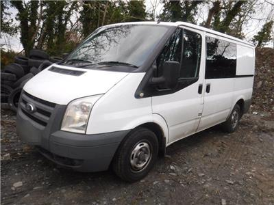 2009 FORD TRANSIT 280 Limited FWD SWB Low Roof