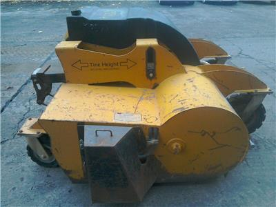 EASTERN RS220 SWEEPER Miscellaneous