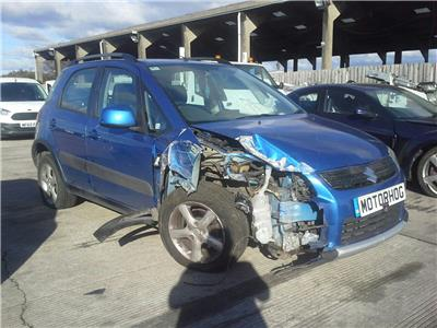 Ford Fiesta 2002 To 2008 ST 3 Door Hatchback