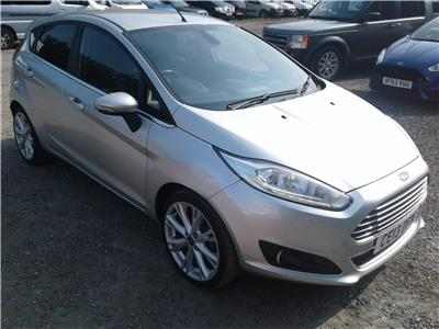 2013 Ford Fiesta Titanium X 998 Petrol Manual 5 Speed 5 Door Hatchback