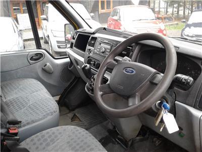 2009 Ford Transit 350 LWB High Roof 2402 Diesel Manual 5 Speed L.C.V.