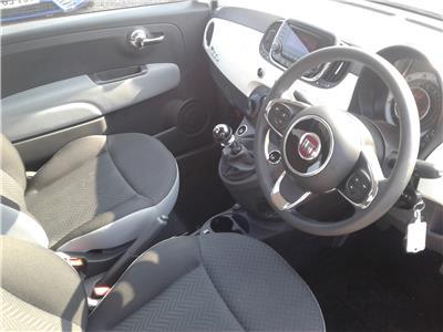 2016 Fiat 500 Pop 1242 Petrol Manual 5 Speed 3 Door Hatchback