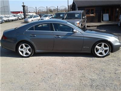 2008 Mercedes-Benz CLS CLS 320 CDi 2987 Diesel Automatic 7 Speed 4 Door Coupe