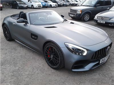 2017 Mercedes-Benz AMG GT C 3982 Petrol Automatic 7 Speed 2 Door Roadster