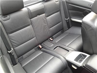 2007 BMW 3 Series 320i M Sport 1995 Petrol Manual 6 Speed 2 Door Cabriolet