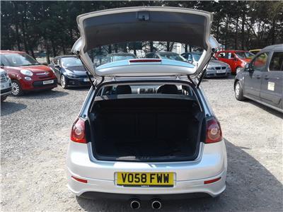 2008 Volkswagen Golf R32 3189 Petrol Manual 6 Speed 5 Door Hatchback