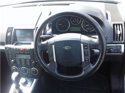 2008 Land Rover Freelander HSE TD4 2179 Diesel Automatic 5 Door 4x4