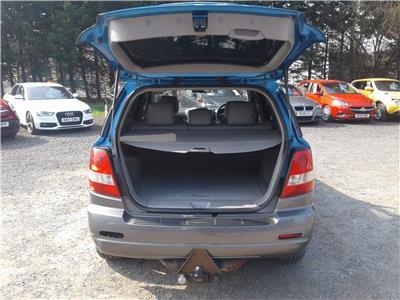 2005 Kia Sorento XT CRDI 2497 Diesel Automatic 5 Speed 5 Door Estate