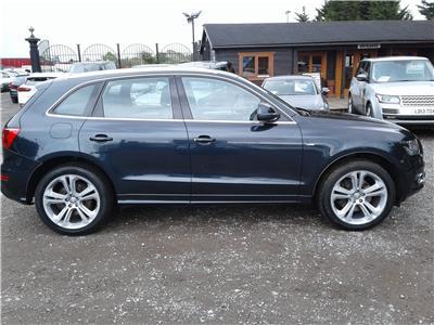 2011 Audi Q5 S Line Special Edition Quattro 2967 Diesel Automatic 7 Speed 5 Door Estate