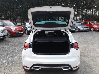 2012 Citroen DS4 DStyle 1560 Diesel Manual 6 Speed 5 Door Hatchback