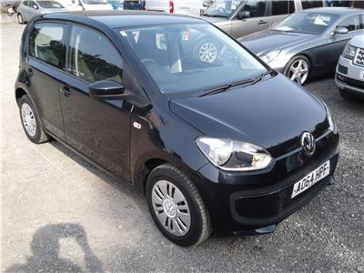 2014 Volkswagen up! Move up! 999 Petrol Manual 5 Speed 5 Door Hatchback