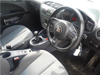 2006 SEAT Leon Stylance 1896 Diesel Manual 5 Speed 5 Door Hatchback
