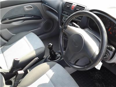 2007 Kia Picanto LX 1086 Petrol Manual 5 Speed 5 Door Hatchback