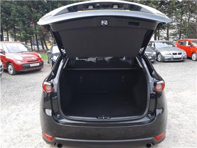 2017 Mazda CX-5 Sport Nav 1998 Petrol Manual 6 Speed 5 Door Hatchback
