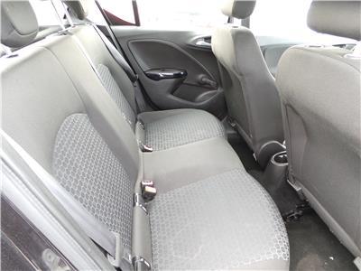 2015 Vauxhall Corsa Excite A/C VVT 1398 Petrol Manual 5 Speed 5 Door Hatchback