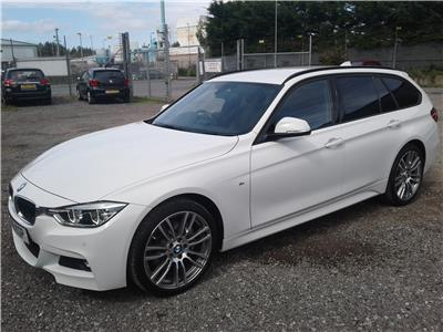2018 BMW 3 Series 335d xDrive M Sport 4WD 2993 Diesel Automatic 8 Speed 5 Door Estate