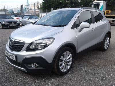 2015 Vauxhall Mokka SE 1598 Petrol Manual 5 Speed 5 Door Hatchback