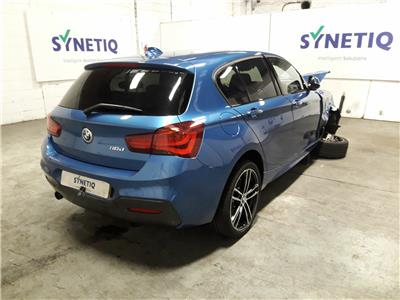 2018 BMW 1 SERIES 116D M SPORT SHADOW EDITION