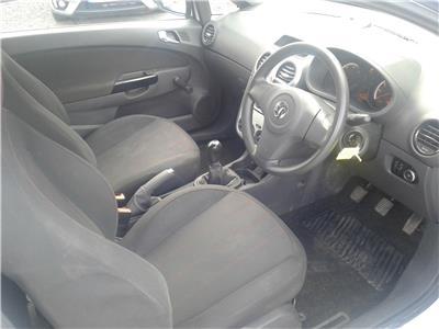 2014 Vauxhall Corsavan CDTi ecoFlex 1248 Diesel Manual 5 Speed L.C.V.