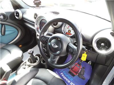 2011 MINI Countryman Cooper S All4 4WD 1598 Petrol Manual 6 Speed 5 Door Hatchback