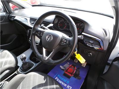 2015 Vauxhall Corsa Limited Edition VVT 1398 Petrol Manual 5 Speed 5 Door Hatchback