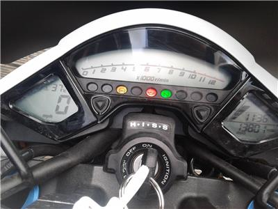 2008 HONDA CB 1000 PETROL MOTORCYCLE