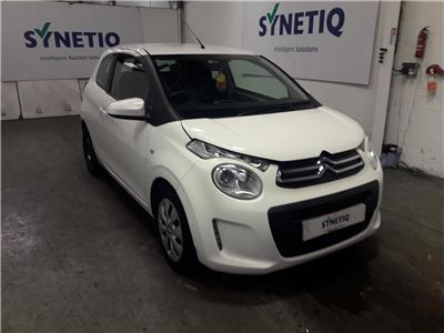 2018 CITROEN C1 Feel VTi 68