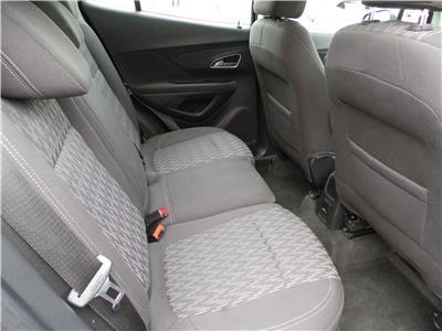 2014 Vauxhall Mokka Tech Line CDTi 1686 Diesel Manual 6 Speed 5 Door Hatchback