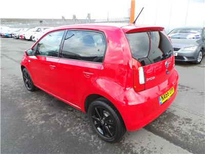 2016 Skoda Citigo Black Edition MPi 999 Petrol Manual 5 Speed 5 Door Hatchback