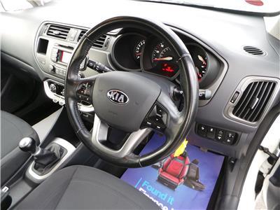 2014 Kia Rio VR7 1248 Petrol Manual 5 Speed 3 Door Hatchback