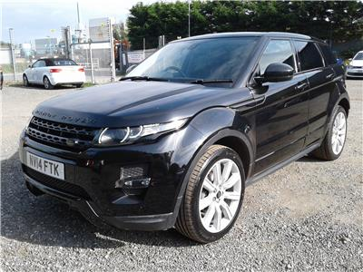 2014 Land Rover Range Rover Evoque 2011 To 2015 Dynamic SD4 4WD 2179 Diesel Automatic 9 Speed 5 Door Estate