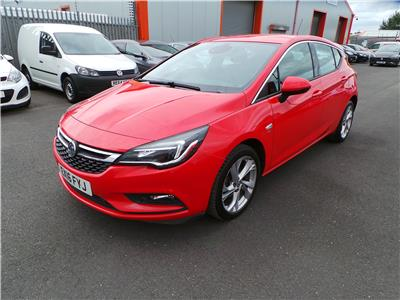 2016 Vauxhall Astra SRi ecoFlex 999 Petrol Manual 5 Speed 5 Door Hatchback